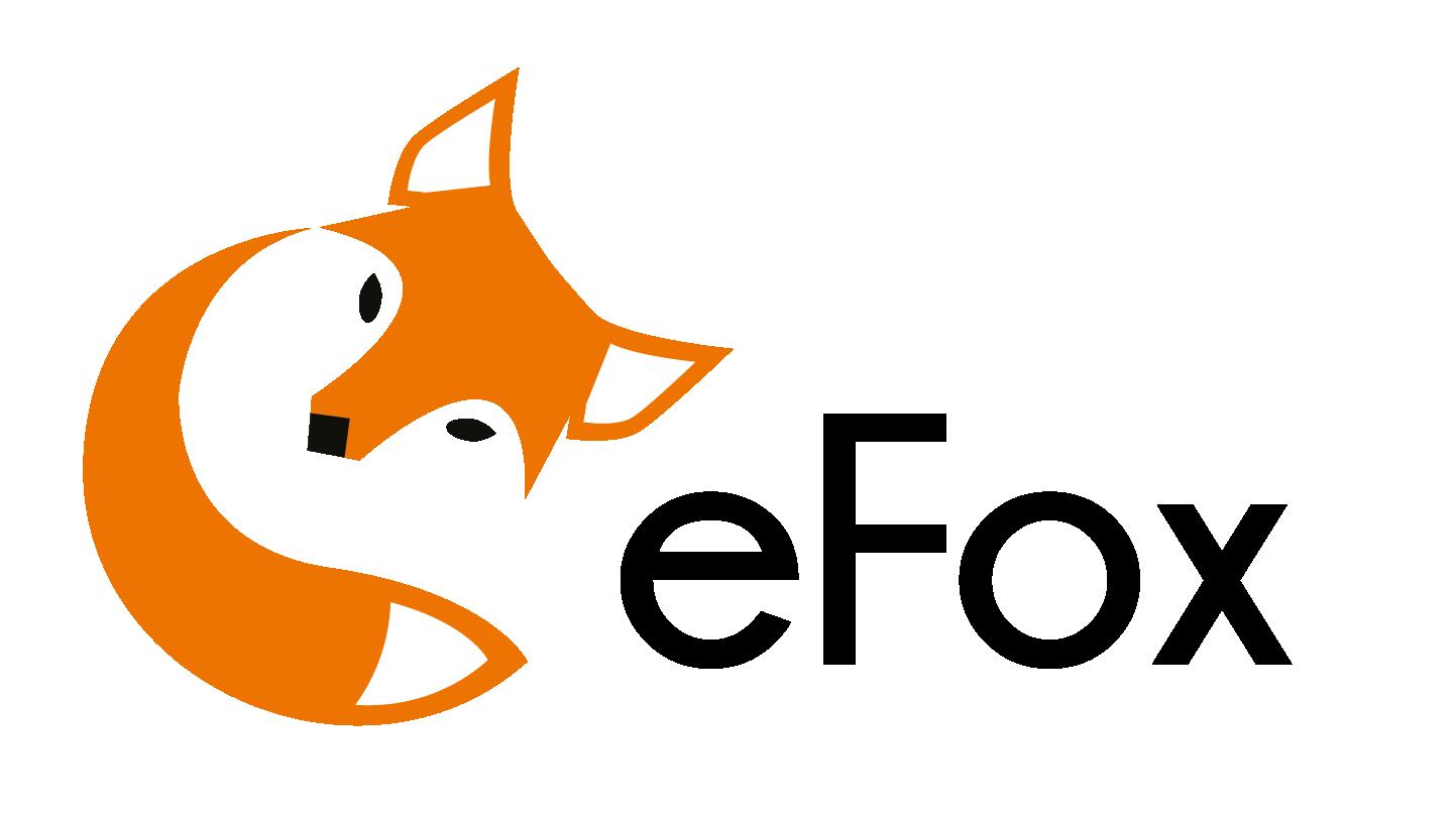 eFox logo